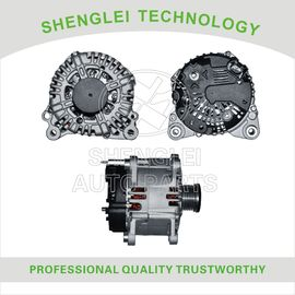 Aluminum Material Volkswagen Car Alternator Skoda / Audi A1 A3 1.2 Model Supported